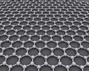 la structure alvéolaire du graphène