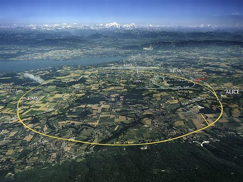 CERN (photo Flick CC Certains droits réservés par Ars Electronica)