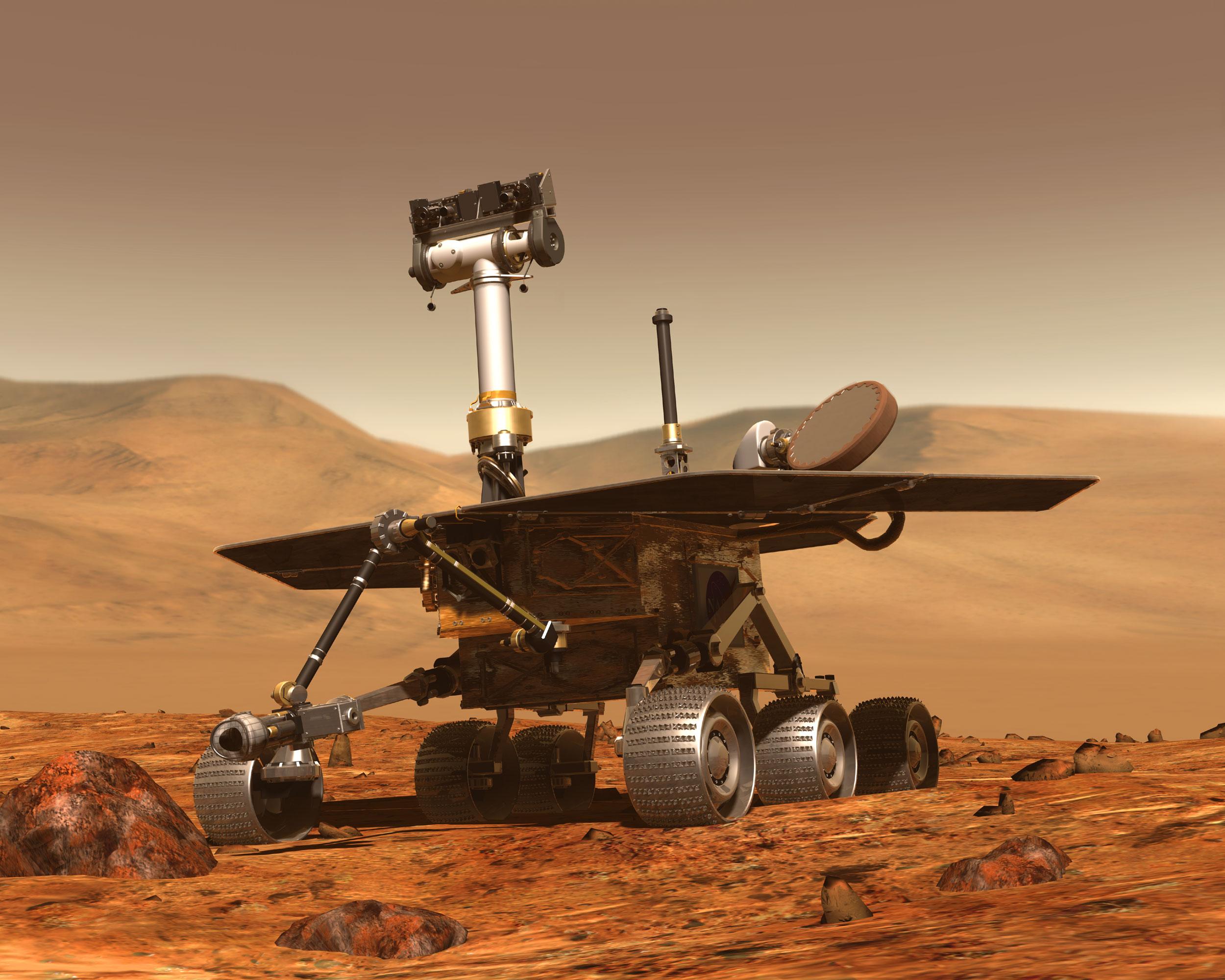 Rover - Mars