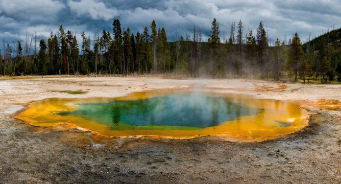 Hot Springs AR datant