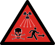 Logo ISO Radiation (source Wikipedia)