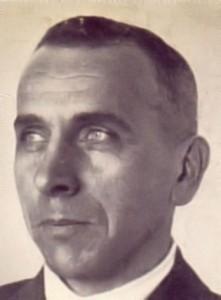 Alfred Wegener (image Wikipédia)