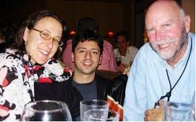 Anna Wojciki, Sergueï brin et Craig Venter Source: http://edge.org/