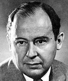 John von Neumann dans les années 1940.